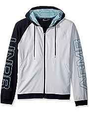 Under Armour mens Under Armour Men's Baseline Full Zip Woven Jacket