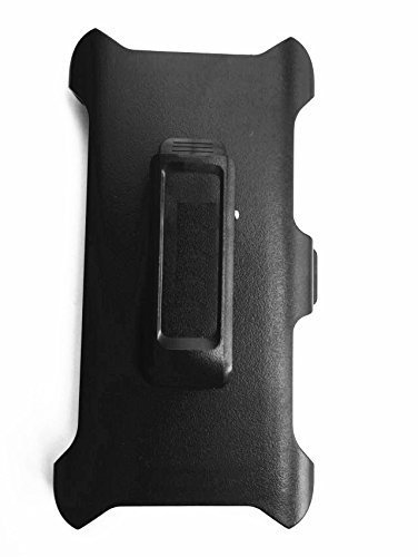Yonisun Samsung Galaxy S8 Plus - New Black Rotating Swivel Replacement Holster Belt Clip for Samsung Galaxy S8 Plus Otterbox Defender Case