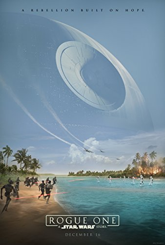 Rogue One: A Star Wars Story Poster Limited Print Photo Felicity Jones Size 27x40 #2