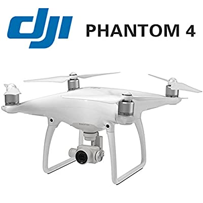 DJI Phantom 4 QuadCopter Pro GPS Phantom4 w/ 4K HD Camera & Gimbal