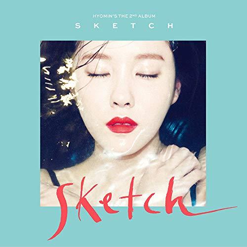 Used, T-ARA HYOMIN [SKETCH] 2nd Mini album [KIHNO VER] KIHNO for sale  Delivered anywhere in USA
