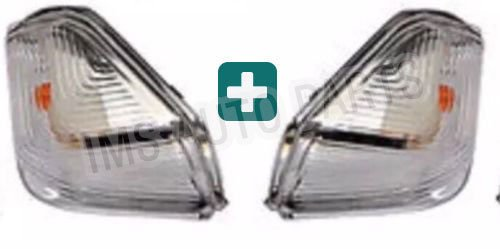 001 Lens Indicator (Mercedes Sprinter Wing Mirror Indicator Lens Right O/S and left N/S2006 2014)