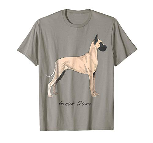 Great Dane Fun Doggy Shirt