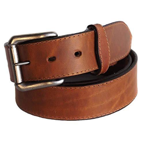Finish Honey Leather (R.G. BULLCO - USA Made - 1-1/2