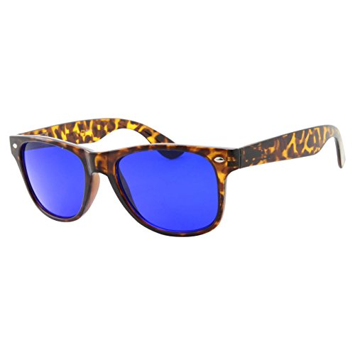 Golf Ball Finder Glasses - Casual Classic Style True Blue Lens