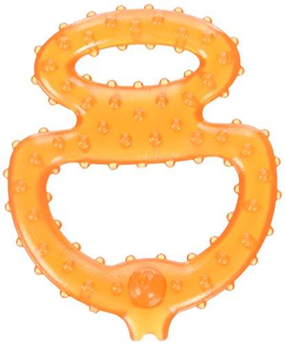 ZOOBILEE 31997 TPR Fish Chew Dog Toy