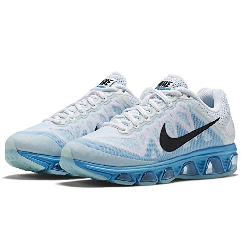 lowest price b6bfb d863b Nike Women s Wmns Air Max Tailwind 7, WHITE BLACK-CLEARWATER-FLASH LIME -  Buy Online in UAE.   Apparel Products in the UAE - See Prices, Reviews and  Free ...