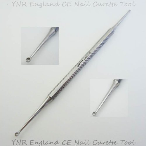 YNR England Nail Curette Cleaner Manicure Pedicure Tools Stainless Steel YNR Instruments Ltd YNR-768