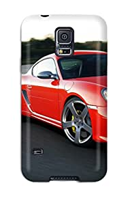Perfect Fit Mansory Porsche Cayman Boxster Case For Galaxy - S5