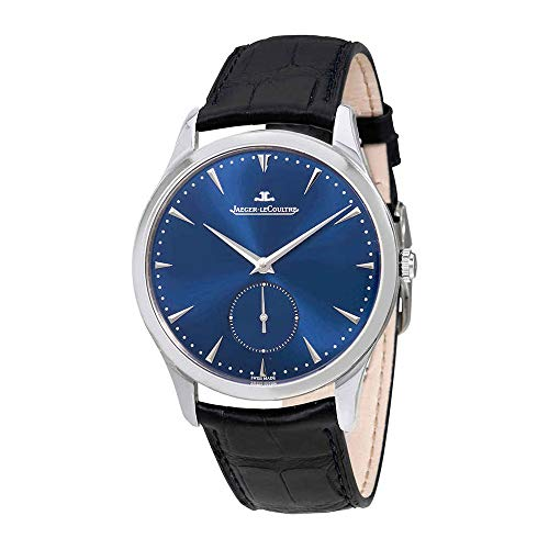 Jaeger LeCoultre Master Grande Automatic Mens Leather Watch Q1358480