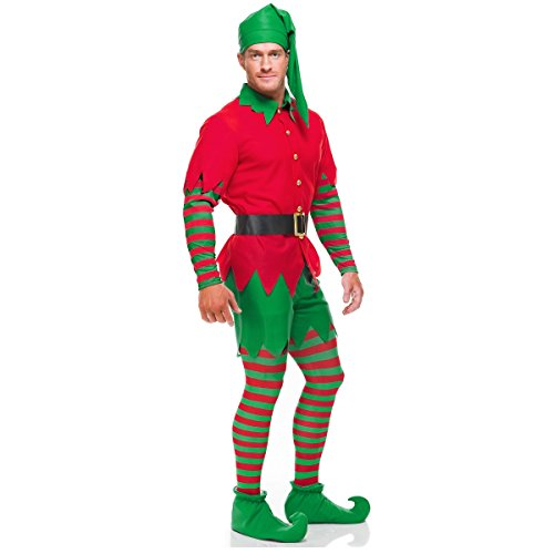 Charades Elf, red/Green, ()