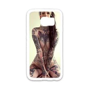 Custom Cover Case Fashion Cheryl Cole Time For Samsung Galaxy S6 SXSWC988809