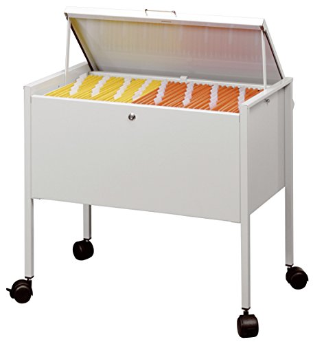 Durable 80 A4 Multi Eco Suspension File Trolley - (Eco File)
