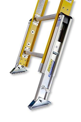 LeveLok Ladder  Permanet Mount Style Leveler (LL-STB-1AL) (Shoes Safety Osha)