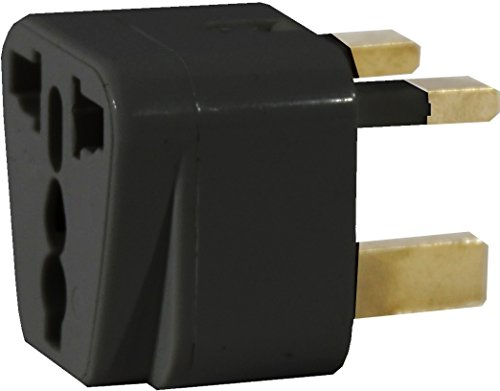 US to LONDON in UK/UNITED KINGDOM Travel Adapter Plug for US