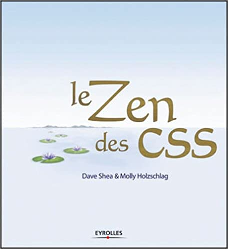 Livre gratuits Le Zen des CSS pdf epub