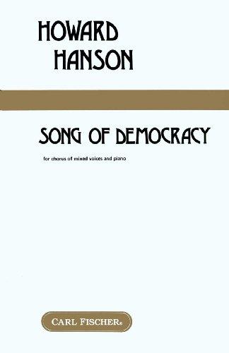 Howard Hanson - Song of Democracy