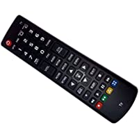 Replaced Remote Control Compatible for LG 32LF500B 42LB5550UC 47LY540S 49LB5500UC 55LY340C 60LB5200-UA LCD HDTV TV