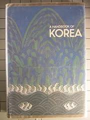 A Handbook of Korea de Korean Overseas…