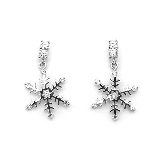 14k-white-gold-cz-cubic-zirconia-snowflake-dangle-stud-earrings-with-baby-safe-screwbacks