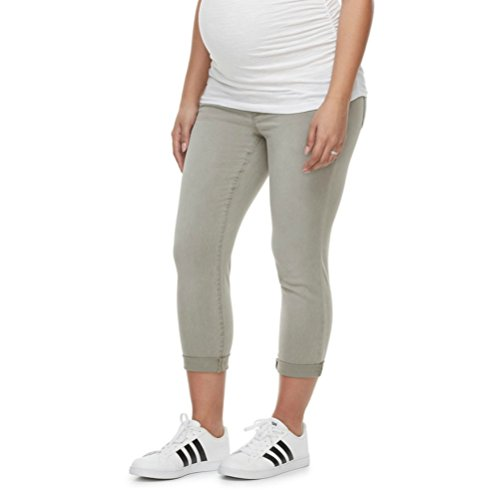 Secret Fit Belly Cropped Pant - 8