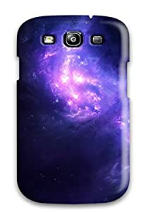 ZippyDoritEduard Snap On Hard Case Cover Space Protector For Galaxy S3