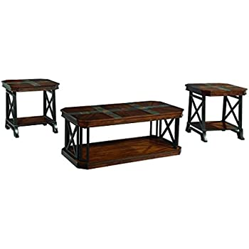 Charmant Sierra Sleep By Ashley Ashley Furniture Signature Design   Vinasville  Occasional Table Set   1 Coffee