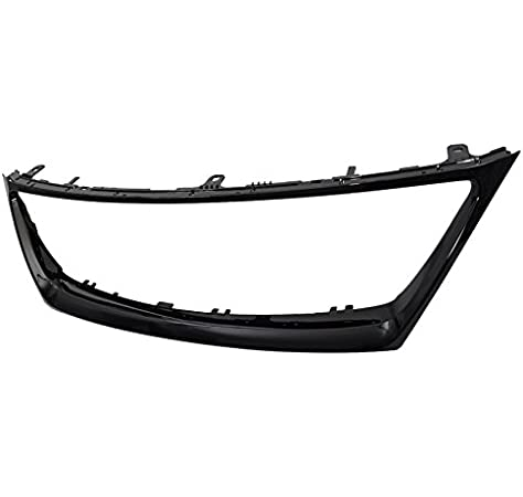 IS350 Moulding Chrome Grille Frame Compatible with 2006-2008 Lexus IS250