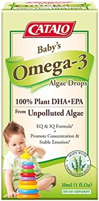 CATALO Babys Omega 3 Development Dropper product image