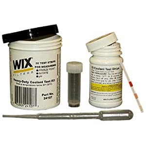 WIX Filters - 24107 Coolant Test Kit, Pack of 1