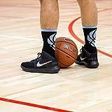 Basketball Sock | Athletic Mid Calf Woven Socks