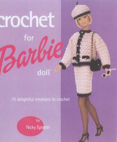 Knits For Barbie Doll 75 Fabulous Fashions For Knitting Amazon