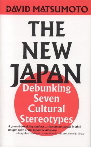 New Japan: Debunking Seven Cultural Stereotypes