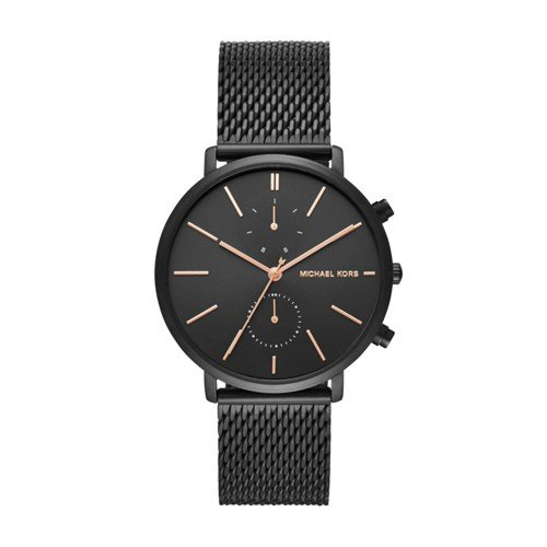 Michael Kors Men's Jaryn Black Watch - Kors Guys Michael