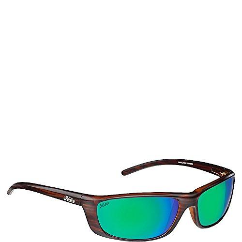 Hobie Cabo CABO-191926 Polarized Oval Sunglasses, Brown, 60 -