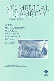 Book Bio Medical Telemetry 2e Reissue P