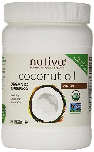 Nutiva Coconut Oil Organic Virgin