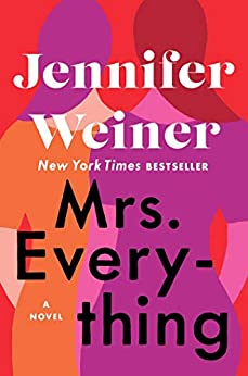 Mrs Everything Novel Jennifer Weiner ebook product image