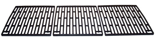 Porcelain Coated Cast Iron Cooking Grid for BBQ Grillware...
