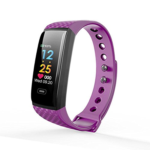 Teepao Cheap Fitness Tracker Color Screen Smart CK17S Waterp