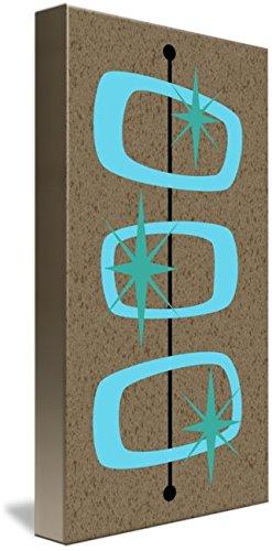 Imagekind Wall Art Print entitled Mid Century Modern Shapes 1 by Donna Mibus 41ER7YS164L