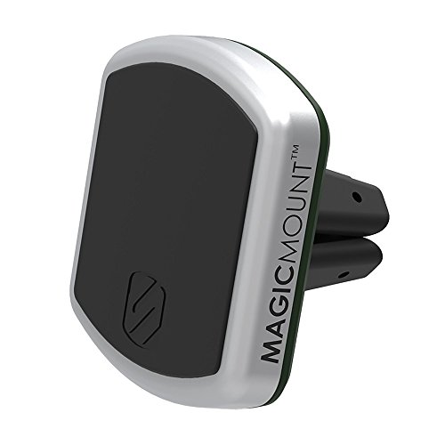SCOSCHE MPVB MagicMount Pro Magnetic Phone/GPS Vent Mount for the Car Frustration Free Packaging