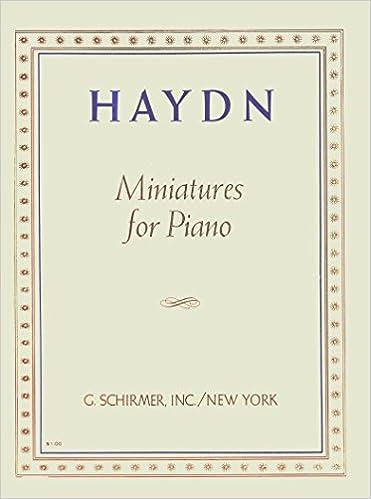 Descargar pdf gratis ebookMiniatures for Piano (Literatura española) ePub