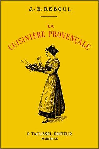 Téléchargements de torrents gratuits ebooks La cuisinière provençale ePub