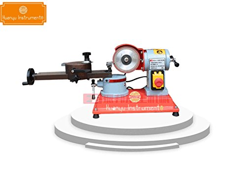 370W Woodworking saw blade gear grinding machine Sharpener grinder Mill grinding machine (220V, 370W) by Huanyu Instrument