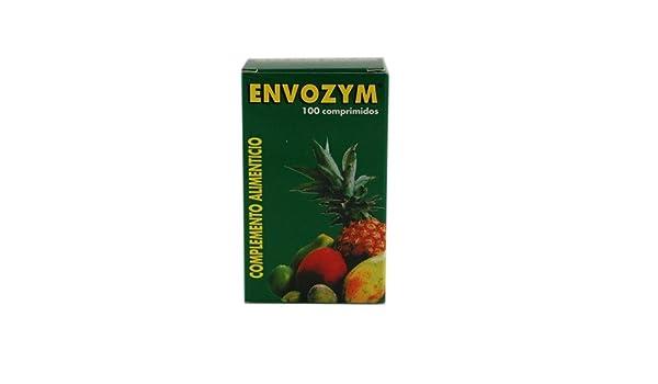 Envozym 100 Comprimidos: Amazon.es: Salud y cuidado personal