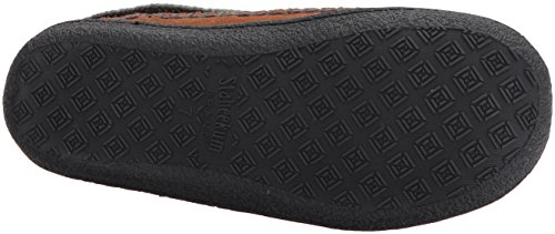 Staheekum Plush Lined Mid-Height Suede Alpental Lifestyle Slipper Annika Charcoal WgBXh1JV