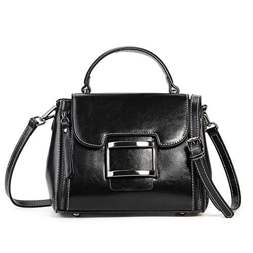 Leather Satchel Handbags Women bag Ruiatoo shoulder tote Handle Top Small 5fOx1w