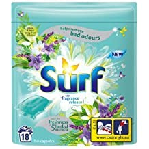 Surf Fragrance Release Herbal Extracts 18 Capsules 473g