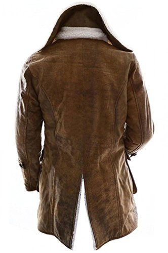 Hombre Para Abrigo Fashion first Marrón xw60p64qR